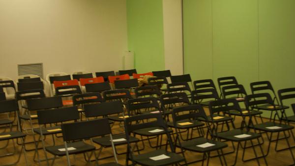Allestimento per conferenza o spettacolo