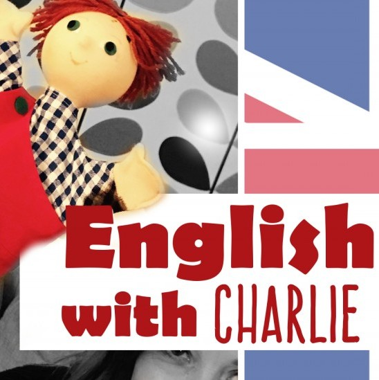 English with Charlie 5-6 anni