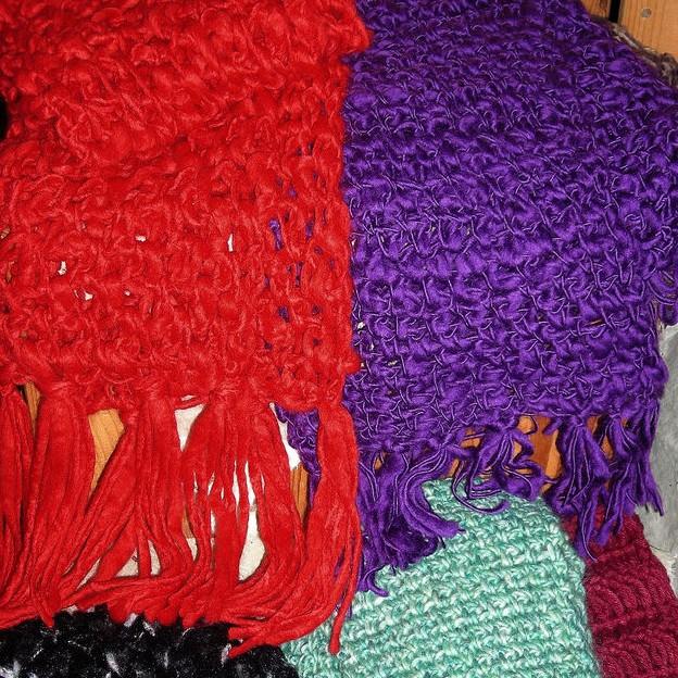 Bottega realizzazioni in lana fatte a mano
