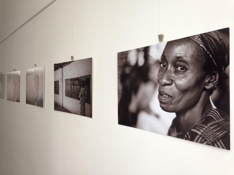 """Arte&cultura """"nel cuore del Congo"""" scatti di Emanuela Cattaneo in mostra in Tartuca"""