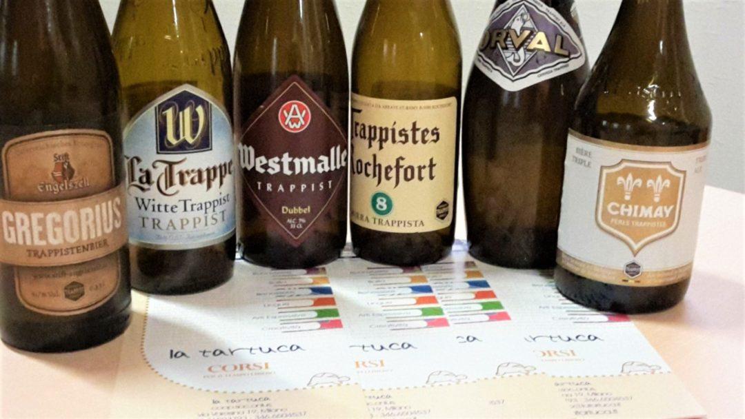 Degustazione Birre – BIRRE TRAPPISTE